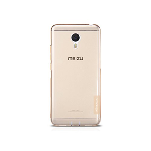 Nillkin Cell Phone Case for Meizu M3 Note - Brown