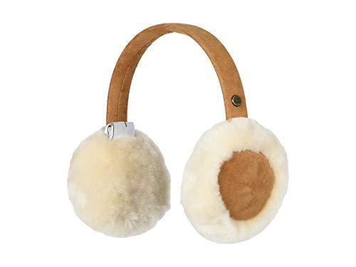 UGG Girls Classic Earmuff in Chestnut