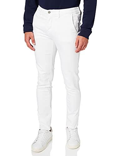 REPLAY ZEUMAR Jeans, 120 White, 3630 para Hombre