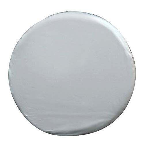 NSGJUYT Tapa de la Cubierta de la Cubierta del neumático Protector de la Bolsa para Toyota Daihatsu Honda Suzuki Isuzu Nissan VW (Color : 14 Inch)