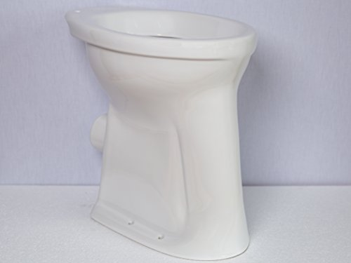 Flachspül-WC Toilette Stand WC Klosett erhöht +10cm