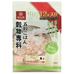 はくばく 穀物専科 300g(25gx12)×6袋入×(2ケース)