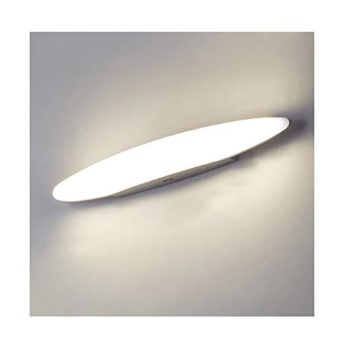 MLX Espejo LED Simple Y Creativo, Luz Frontal, Hogar, Hotel, Baño, Impermeable, Lavabo Antiniebla, Maquillaje, Iluminación De Relleno, Lámpara De Pared LIJQD