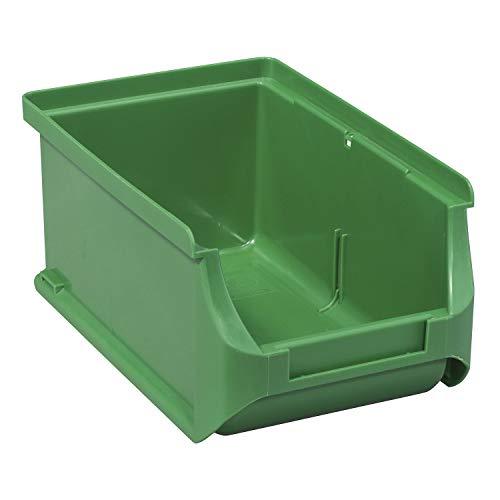 Allit 456207 Sichtbox Größe 2 160 x 102 x 75 mm in grün
