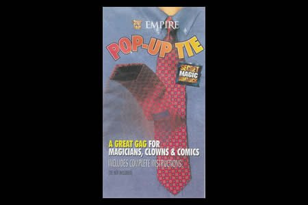 Pop Up Tie Gimmick Advanced Uday