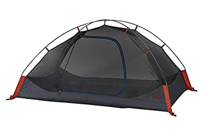 Kelty Late Start 1 Person - 3 Season Backpacking Tent (2020 Updated Version of Kelty Salida Tent)