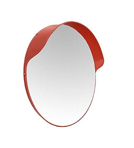 Miroir Convexe extérieur D314P45P policarbono 45 cm