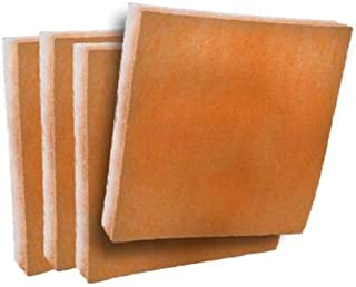 Replacement Filter Pads for Soler & Palau ERV TR200 / TR300-4 Pack of 10-1/2 inch x 21-3/4 inch