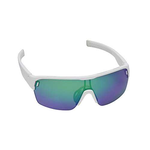 Gafas de Sol Adidas ZONYK AERO AD06 L MATTE WHITE/GREEN MIRROR CAT. unisex