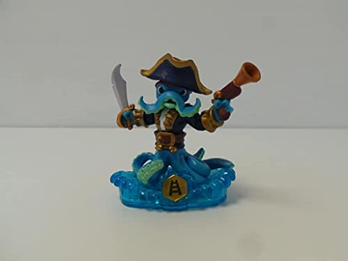 Skylanders SWAP FORCE LOOSE SWAPPABLE Figure Wash Buckler [From REGULAR Edition Starter] by Activision [Toy] (English Manual)