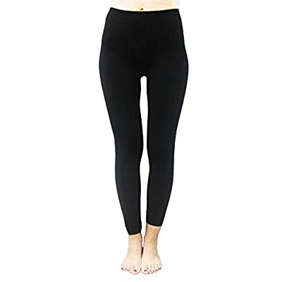 BTC womens ankle length strechable spandex Lycra leggings  pants (Black, Free Size) for regular wear and Gym. Be Trendy!