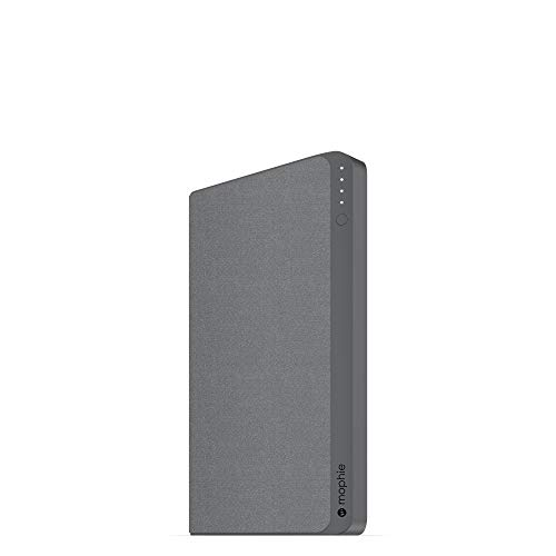 mophie PowerStation USB-C XXXL - External Battery with USB-C Pd Fast Charging - Made for MacBook & Other USB Devices - Grey