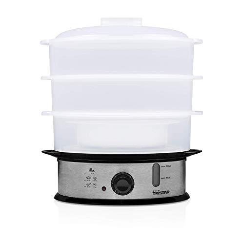 Tristar VS-3914 Cocedora a vapor libre de BPA 3 Capas, 1200