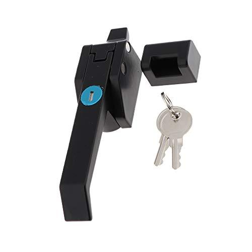 MagiDeal Cerradura de Pestillo de Palanca de Compresión de Aleación de Zinc para A7-10-301-20