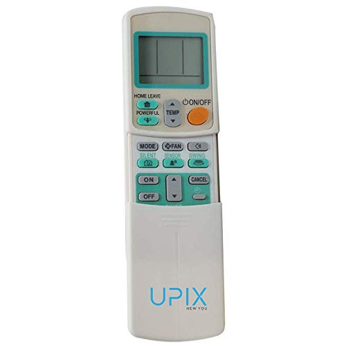 Upix® AC Remote No. 59, Compatible with Daikin AC Remote Control - Old Remote Functions Must be Exactly Same