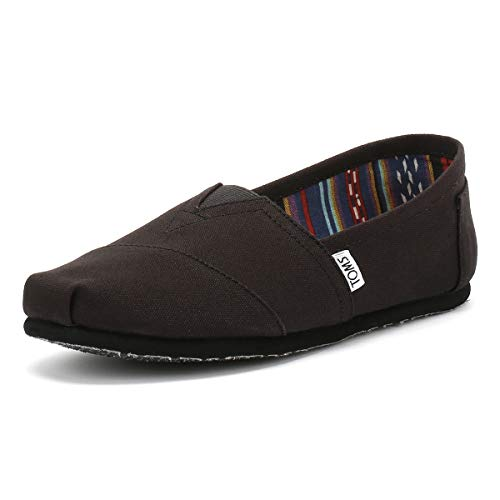 Toms Zapatillas De Lona/Canvas, Deporte Unisex niño, Multicolor (Multicolor 10002472), 36 EU