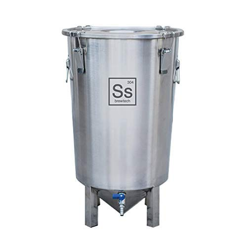 Ss Brewtech Brew Bucket Fermenter; Stainless Steel (7 Gallon)