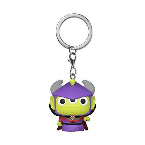 Funko Toy Story - Llavero Alien - Emperador Zurg 5cm