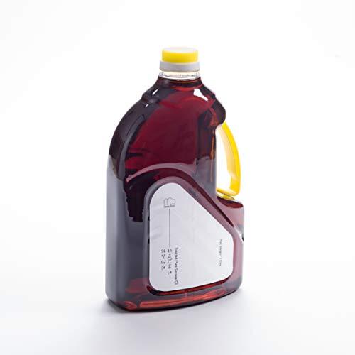 Huile de graines de sésame grillées Emma Basic (2L)   100 % Pure  Grands Bienfaits pour la Santé   Cuisines asiatique, japonaise et chinoise   Utilisation polyvalente   Acides gras polyinsaturés
