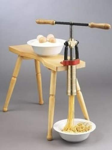 Torchio Bigoli Hand Press Pasta Maker