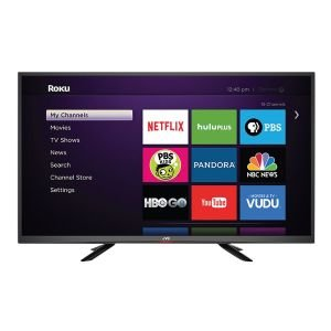 "JVC TV 55"" DLED TV 1080P FHD 120Hz"