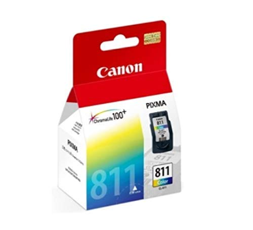 Canon 811 Ink Cartridge Compatible with Pixma MP237 MP245 MP258 MP276 MP287 MP486 MP496 MP497 MX328 MX338 MX347 MX357 MX366 MX416 MX426 iP2770 / iP2772 Printers