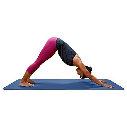 CALYANA® Prime Yogamatte Gymnastikmatte - Gymnastik Fitness Yoga Pilates Matte
