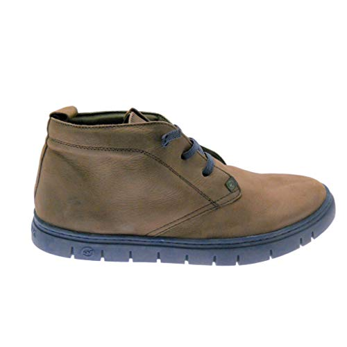 Slowwalk M219 Lucian - Botas Vegetales, Color marrón