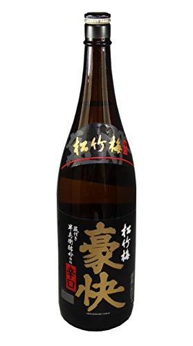 [ 1,8 Liter ] Shochikubai Gokai Karakuchi Japanischer Reiswein 15,1% vol. / alkoholhaltiges Getränk aus Reis