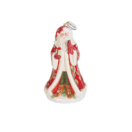 Fitz and Floyd Cardinal Collectible Christmas Ornament, Standard, Multicolored -  Lifetime Brands Inc., 5253204