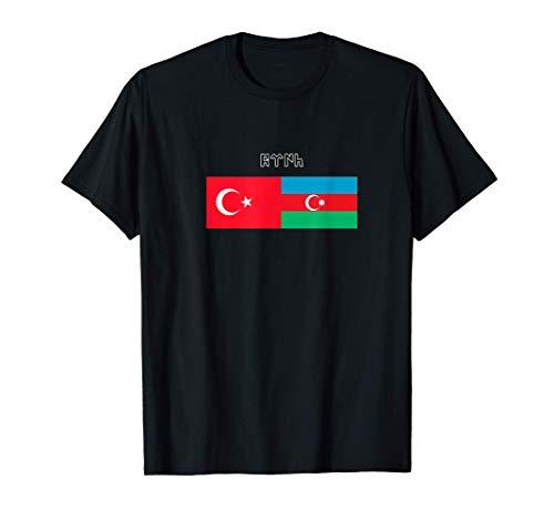 Göktürk - Bozkurt, Göktürkler Türkiye Azerbaijan Türkei T-Shirt