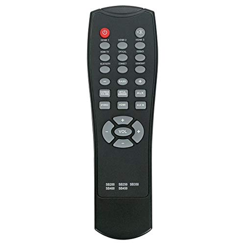 Miwaimao New Replaced Remote Control fit for JBL Cinema Sound Bar SB200 SB250 SB350 SB400 SB450