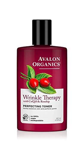 Avalon Organics CoQ10 Repair Perfecting Facial Toner