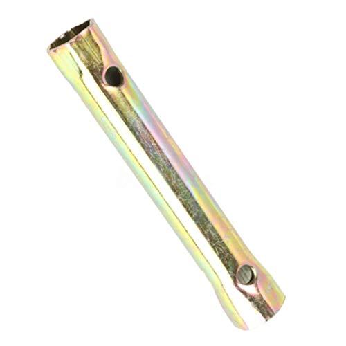 Libertroy Clé de Prise d'allumage de Moto Professionnel Durable 13cm 16 / 18mm clé de Douille de Voiture Outil de réparation de véhicule Portable
