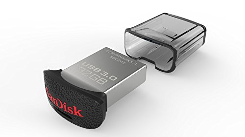 SanDisk Ultra Fit 32GB USB 3.0 Flash Drive - SDCZ43-032G-GAM46