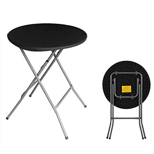 Mesa plegable para acampar Mesa plegable para acampar, mesas de TV, mesa curvada para computadora portátil de escritorio para espacios pequeños en la sala de estar, dormitorio, al aire libre, mesa de