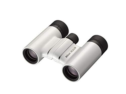 Nikon Aculon T01 - Prismático (8x21), Blanco