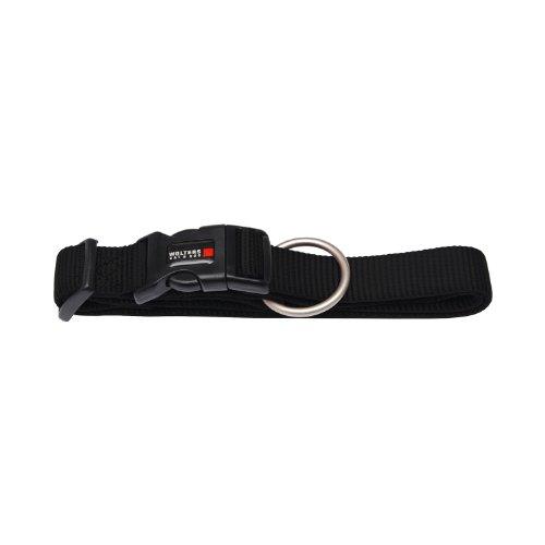 Professional Wolters Cat&Dog 10441 Collier pour Chien/Chat Noir Taille XL 45-65 cm