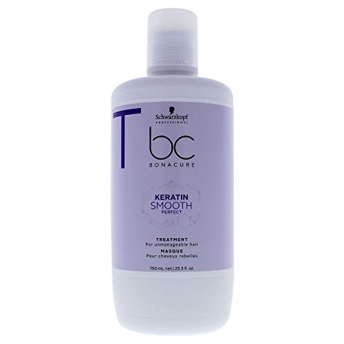 Schwarzkopf Professional BC Keatin Smooth Perfect Treatment, Purple, 750 ml