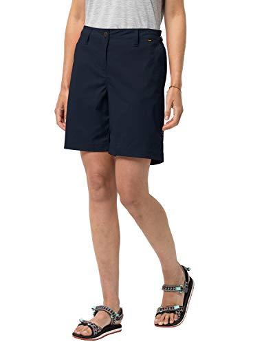 Jack Wolfskin Damen Desert Shorts, midnight blue, 42 (L)