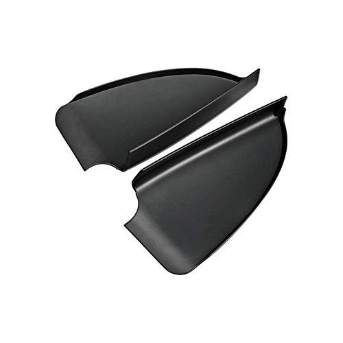 Wishful Manija de la Puerta 2pcs de Autos Vehículos envase de la Caja de Guantes Auto Accesorios Organizador Interior en Forma for Mercedes Nuevo Inteligente 453 Fortwo 2015-2019