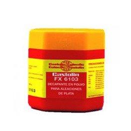 Abbeizmittel Pulver für Schweißgeräte Safe 6103FX-castolín