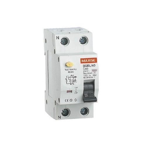 Interruptor diferencial residencial 1P+N-30mA-Clase AC-6kA 25 A, Cablepelado®