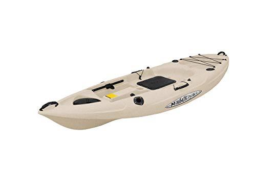 Malibu Kayaks Mini-X Fish and Dive Model Sit on Top Kayak, Sand