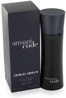 Armani Code Cologne by Giorgio Armani, 4.2 oz Eau De Toilette Spray for Men