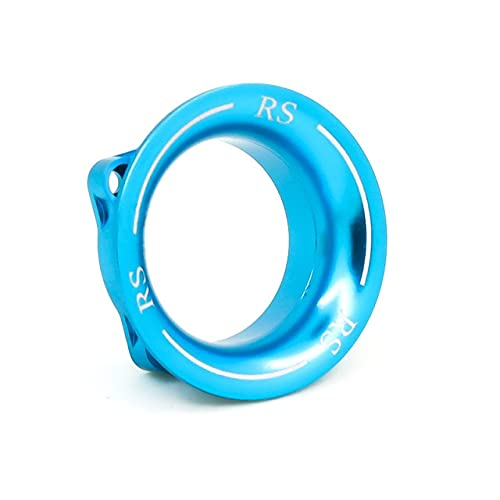 para Modelo de Coche ESC Cubierta de Ventilador de Metal Universal para Sakura D4 XIS HSP Canal de refrigeración de Entrada de Aire de Coche de Deriva ( Color : Blue )