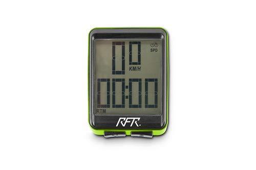 RFR 14094 Fahrradcomputer Wireless CMPT Green Kabellos 12 Funktionen