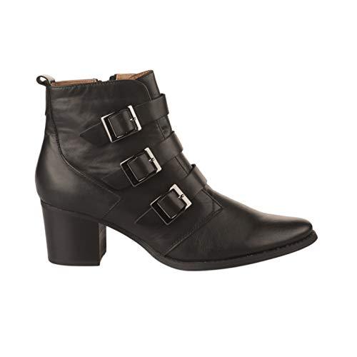 EMILIE KARSTON Boots Femme Noir - 40