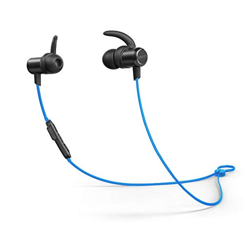 Anker SoundBuds AK-A32350J1 Slim Wireless Headphones (Blue)