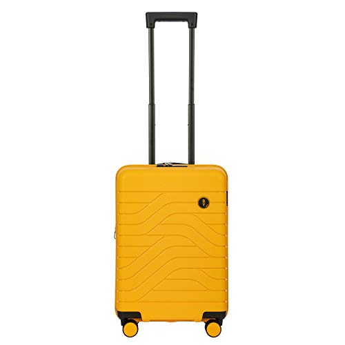 B|Y by Bric's ULISSE 21 Inch' EXPANDABLE SPINNER - YELLOW